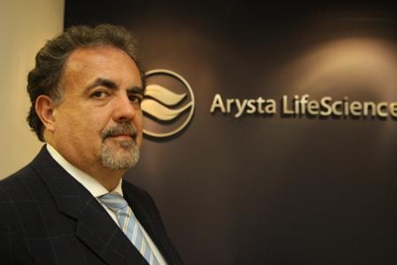 Diretor de Marketing da Arysta, Antonio Carlos Costa - Crédito Divulgação