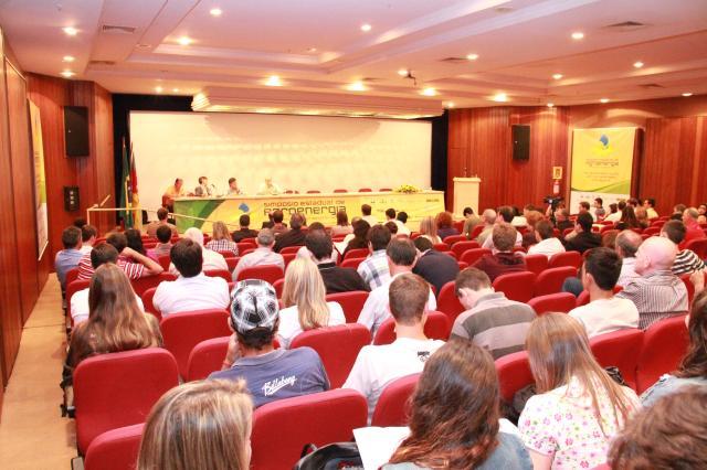 Simpósio estadual agroenergia Porto Alegre
