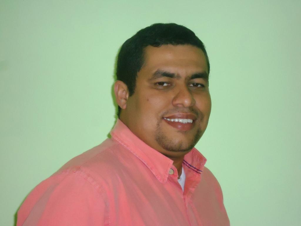 Gleison dos Santos, coordenador de Tecnologia e Desenvolvimento do grupo CMPC Celulose Riograndense