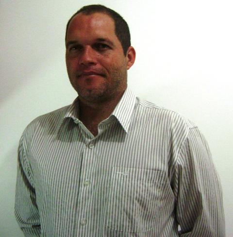 Adriano Alves Fernandes, professor da UFES - Crédito Arquivo pessoal