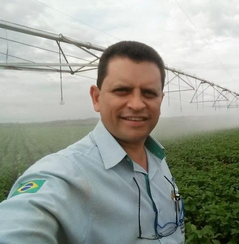 Nilton Jaime, consultor da Cerrado Consultoria Agronômica