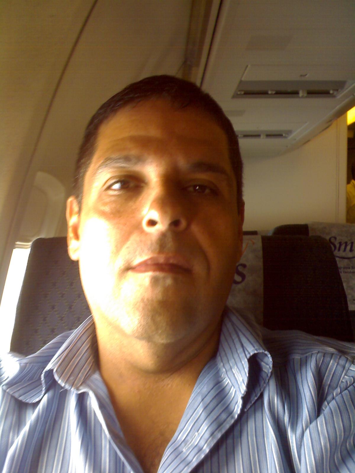 Nilton Cezar Bellizzi - professor da Universidade Estadual de Goiás Créditos -Arquivo pessoal