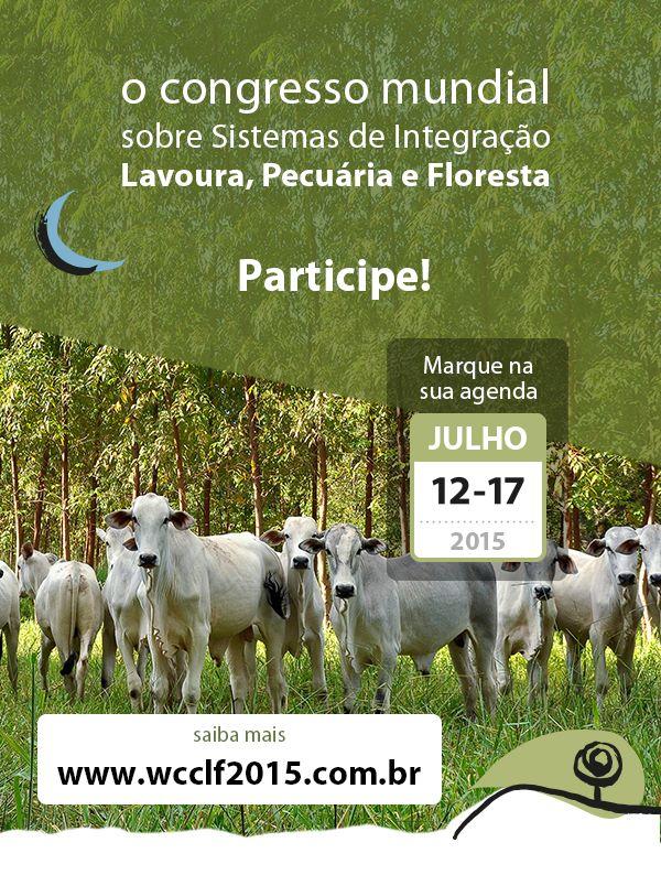I Congresso Mundial sobre ILPF
