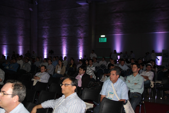 Fórum Abisolo realizado em 2013 - Crédito Ana Maria Diniz