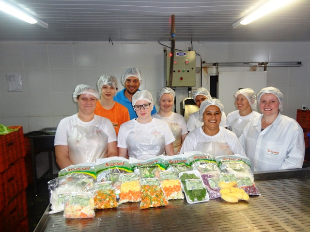 Família Scussel aposta em hortaliças minimamente processadas - Crédito Arquivo pessoal