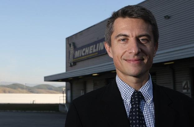 Emmanuel Ladent, Diretor Mundial da Divisão Agrícola da Michelin