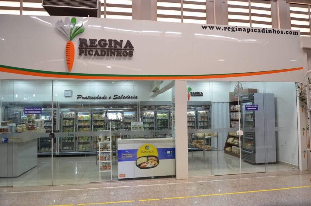 A Regina Picadinhos aprimorou cada vez mais seus produtos, o que aconteceu graças aos seus clientes - Crédito Regina Hatano