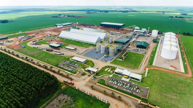 A FS Bioenergia planeja um investimento de R$ 350 milhões na nova usina - Crédito FS Bioenergia