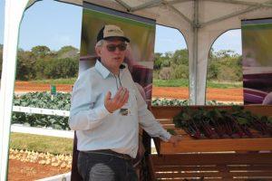 Paulo Christians, diretor da Bejo Brasil